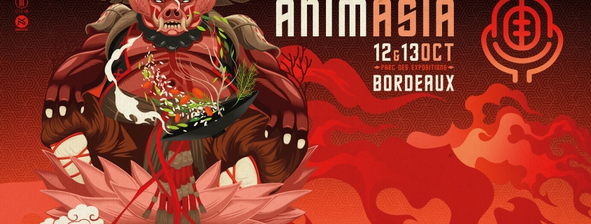 Festival ANIMASIA 2019 Bordeaux